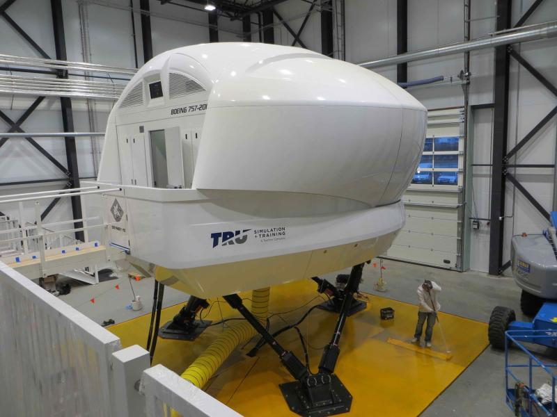 Images of Space Flight Simulator Training - #SpaceMood
