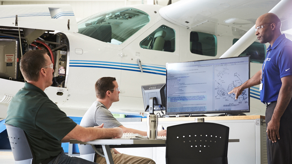 maintenance academy location tru simulation training