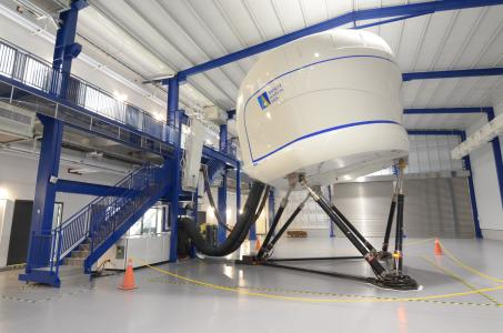 Ansett Aviation's A320 Full Flight Simulator