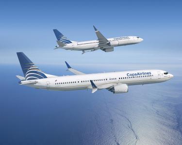 TRU to Provide Boeing 737-9 MAX Full Flight Simulator to Copa